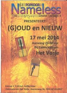 Flyer 17 mei 2014