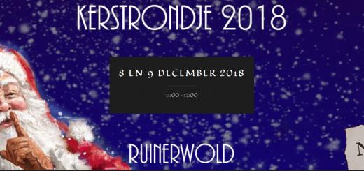 Kerstrondje Ruinerwold 2018