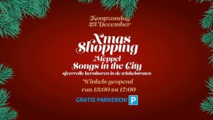 Songs in the City Meppel 2018